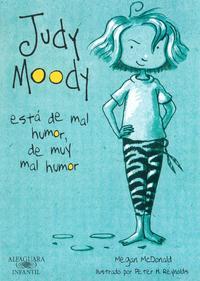 Libro JUDY MOODY ESTA DE MAL HUMOR