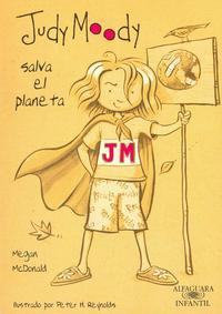 Libro JUDY MOODY SALVA EL PLANETA