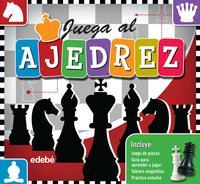 Libro JUEGA AL AJEDREZ