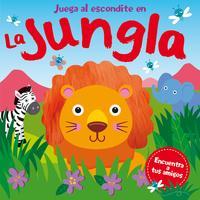 Libro JUEGA AL ESCONDITE EN LA JUNGLA