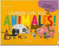 Libro JUEGA CON LOS ANIMALES