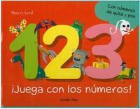 Libro JUEGA CON LOS NUMEROS