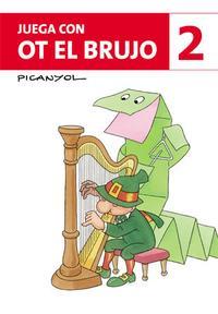 Libro JUEGA CON OT EL BRUJO 2