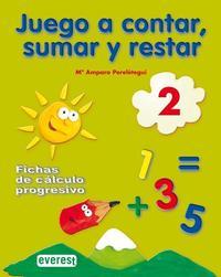 Libro JUEGO A CONTAR SUMAR Y RESTAR 2