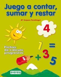 Libro JUEGO A CONTAR SUMAR Y RESTAR 4
