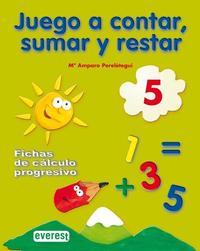 Libro JUEGO A CONTAR SUMAR Y RESTAR 5