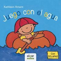 Libro JUEGO CON EL AGUA