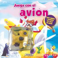 Libro JUEGO CON EL AVION