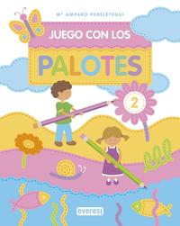 Libro JUEGO CON LOS PALOTES 2