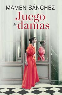 Libro JUEGO DE DAMAS