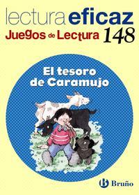 Libro JUEGO DE LECTURA: EL TESORO DE CARAMUJO