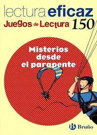 Libro JUEGO DE LECTURA: MISTERIOS DESDE EL PARAPENTE