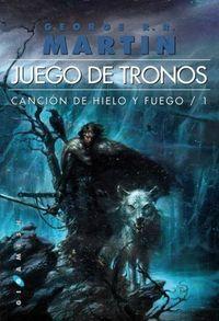 Libro JUEGO DE TRONOS (CANCIÓN DE HIELO Y FUEGO #1)