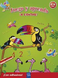Libro JUEGO Y APRENDO: ¡A CONTAR!