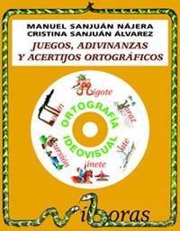 Libro JUEGOS ADIVINANZAS Y ACERTIJOS ORTOGRAFICOS Nº 1