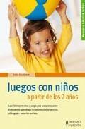 Libro JUEGOS CON NIÑOS A PARTIR DE 2 AÑOS
