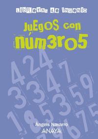 Libro JUEGOS CON NUMEROS