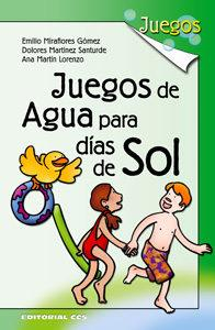 Libro JUEGOS DE AGUA PARA DIAS DE SOL