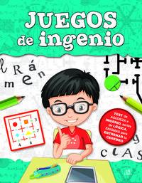 Libro JUEGOS DE INGENIO