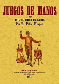 Libro JUEGOS DE MANOS