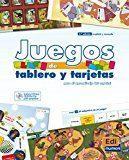 Libro JUEGOS DE TABLERO Y TARJETAS