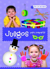 Libro JUEGOS PARA COMPARTIR