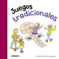 Libro JUEGOS TRADICIONALES