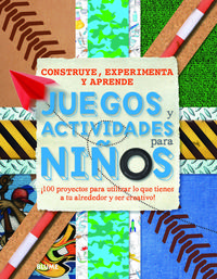 Libro JUEGOS Y ACTIVIDADES PARA NIÑOS