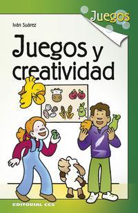 Libro JUEGOS Y CREATIVIDAD
