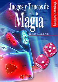 Libro JUEGOS Y TRUCOS DE MAGIA