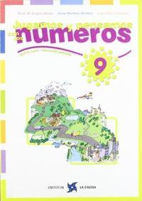 Libro JUGAMOS  Y PENSAMOS CON LOS NÚMEROS 9 EDUCACION PRIMARIA