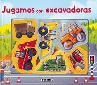 Libro JUGAMOS CON EXCAVADORAS