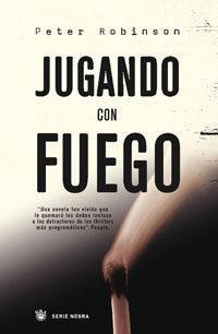 Libro JUGANDO CON FUEGO