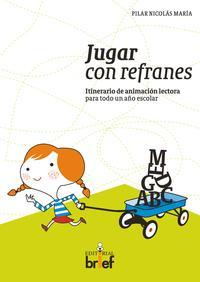 Libro JUGAR CON REFRANES