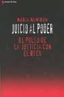 Libro JUICIO AL PODER: EL PULSO DE LA JUSTICIA CON EL BSCH