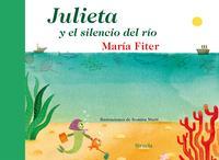 Libro JULIETA Y EL SILENCIO DEL RIO