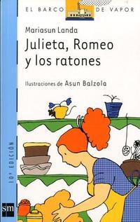 Libro JULIETA, ROMEO Y LOS RATONES