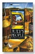 Libro JULY S PEOPLE