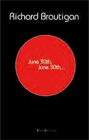 Libro JUNE 30 TH, JUNE 30 TH...