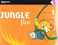 Libro JUNGLE FUN 1 STUDENT S BOOK PACK