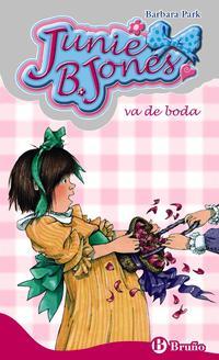 Libro JUNIE B. JONES VA DE BODA