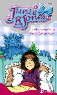 Libro JUNIE B. JONES Y EL MONSTRUO BAJO LA CAMA