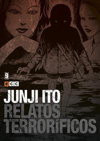 Libro JUNJI ITO: RELATOS TERRORIFICOS Nº 09