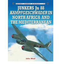Libro JUNKERS JU 88 KAMPFGESCHWADER IN NORTH AFRICA AND THE MEDITERRANE AN