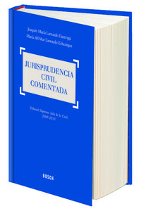 Libro JURISPRUDENCIA CIVIL COMENTADA