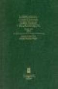 Libro JURISPRUDENCIA CONSTITUCIONAL SOBRE TRABAJO Y SEGURIDAD SOCIAL