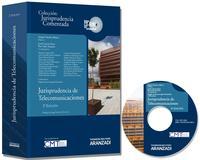 Libro JURISPRUDENCIA DE TELECOMUNICACIONES