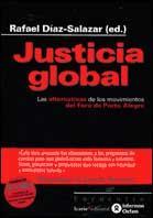Libro JUSTICIA GLOBAL: LAS ALTERNATIVAS DE LOS MOVIMIENTOS DEL FORO DE PORTO ALEGRE