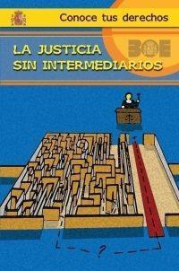 Libro JUSTICIA SIN INTERMEDIARIOS