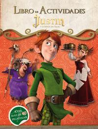 Libro JUSTIN. LIBRO DE ACTIVIDADES